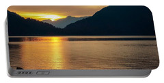 Harrison Lake, British Columbia Portable Battery Charger