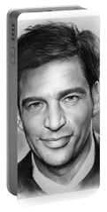Harry Connick, Jr. Portable Battery Charger