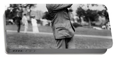 Harry Vardon - Golfer Portable Battery Charger