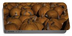 Harvest Pumpkins Portable Battery Charger