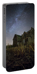 Harvested  Portable Battery Charger by Aaron J Groen