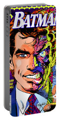 Harvey Dent  Portable Battery Charger