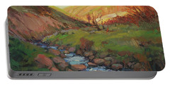 Hatley Gulch Portable Battery Charger