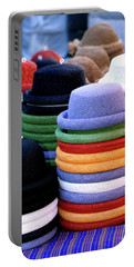 Hats, Aix En Provence Portable Battery Charger
