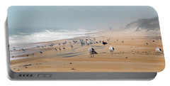 Hatteras Island Beach Portable Battery Charger