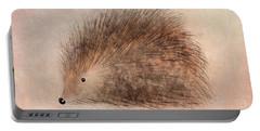 Hattie Hedgehog  Portable Battery Charger