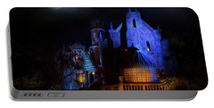 Haunted Mansion At Walt Disney World Portable Battery Charger