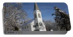 Hauppauge United Methodist Church  Portable Battery Charger
