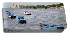 Havana Harbor Portable Battery Charger