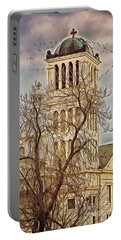 The Church On Oak Street Portable Battery Charger