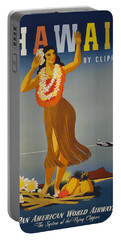 Hawaii By Clipper Portable Battery Charger