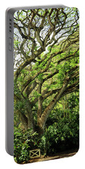Hawaii Tree-bard Portable Battery Charger by Denise Moore