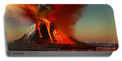 Hawaii Volcano Portable Battery Charger