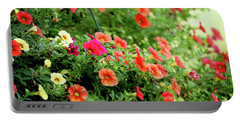 Portable Battery Charger featuring the photograph Hawaiian Hula Lilies 308 by Ericamaxine Price