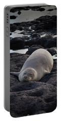 Hawaiian Monk Seal Portable Battery Charger