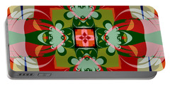 Hawaiian Quilt 22 Portable Battery Charger