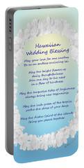 Hawaiian Wedding Blessing Portable Battery Charger
