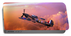Hawker Hurricane British Fighter Portable Battery Charger