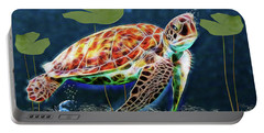 Hawksbill Sea Turtle Portable Battery Charger