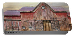 Hay Barn Portable Battery Charger