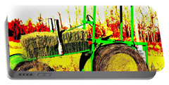 Hay It's A Tractor Portable Battery Charger