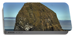 Haystack Rock, Cannon Beach, Or Portable Battery Charger