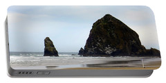 Haystack Rock Portable Battery Charger