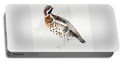 Hazel Grouse Portable Battery Charger