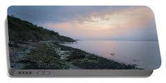 Hazy Sunset Portable Battery Charger