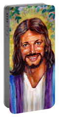 He Smiles Portable Battery Charger
