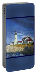Head Lighthouse  Portable Battery Charger