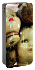 Heads In A Jar Portable Battery Charger