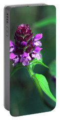 Heal-all Flowers Portable Battery Charger