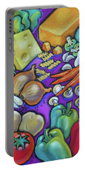Health Food For You Portable Battery Charger