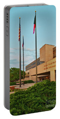 Portable Battery Charger featuring the photograph Health Sciences Medical Center by Mae Wertz