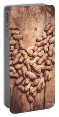 Heart Health And Nuts Portable Battery Charger