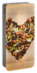 Heart Healthy Snacks Portable Battery Charger