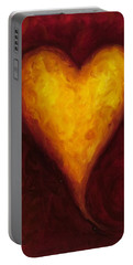 Heart Of Gold 1 Portable Battery Charger