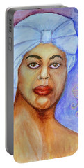 Heart Of Love  Marie Laveau Portable Battery Charger