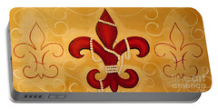 Heart Of New Orleans Portable Battery Charger