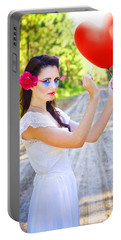 Portable Battery Charger featuring the photograph Heartache And Heartbreak by Jorgo Photography - Wall Art Gallery