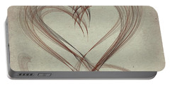 Heartful Portable Battery Charger