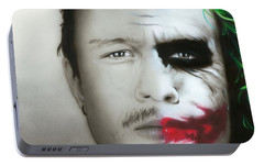 Heath Ledger Portable Battery Chargers