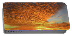 Heaven Sent Golden Sunrise Portable Battery Charger