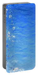 Portable Battery Charger featuring the photograph Waterfall by Ray Shrewsberry