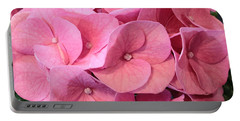 Portable Battery Charger featuring the photograph Heavenly Hydrangea by Sheila Brown