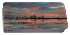 Heavenly Sunrise Portable Battery Charger