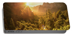 Heavenly Valley Portable Battery Charger