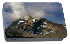 Portable Battery Charger featuring the photograph Heaven's Peak by Marty Koch