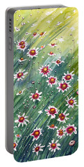 Coreopsis Portable Battery Charger